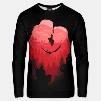 Thumbnail image of Wild Lovers - Witcher Unisex sweater, Live Heroes