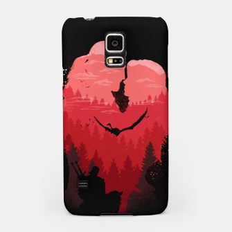 Thumbnail image of Wild Lovers - Witcher Samsung Case, Live Heroes