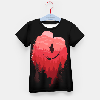 Thumbnail image of Wild Lovers - Witcher Kid's t-shirt, Live Heroes