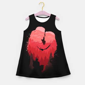 Thumbnail image of Wild Lovers - Witcher Girl's summer dress, Live Heroes