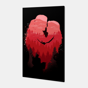 Thumbnail image of Wild Lovers - Witcher Canvas, Live Heroes