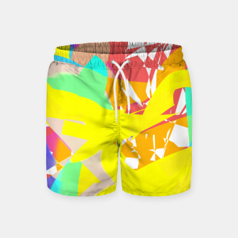 Thumbnail image of redsy334 Swim Shorts, Live Heroes