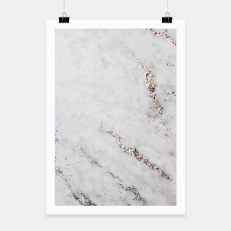Miniatur Glitter Marble Dream #1 #decor #art Plakat, Live Heroes