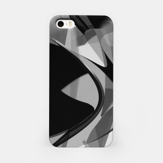 Black is the new gold  iPhone Case thumbnail image