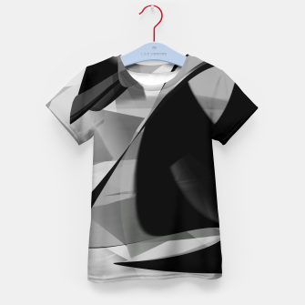 Black is the new gold  Kid's t-shirt thumbnail image