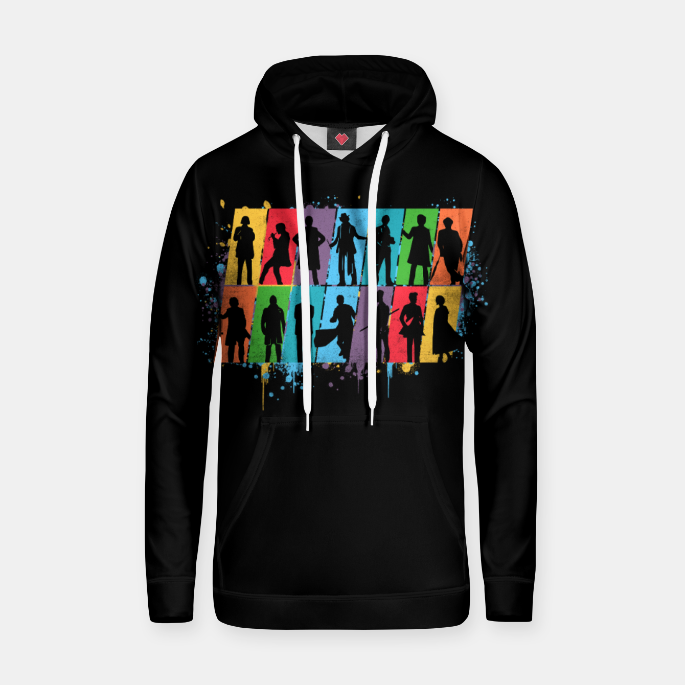 Foto Timelord - Doctor Who Hoodie - Live Heroes