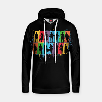 Thumbnail image of Timelord - Doctor Who Hoodie, Live Heroes