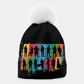 Thumbnail image of Timelord - Doctor Who Beanie, Live Heroes