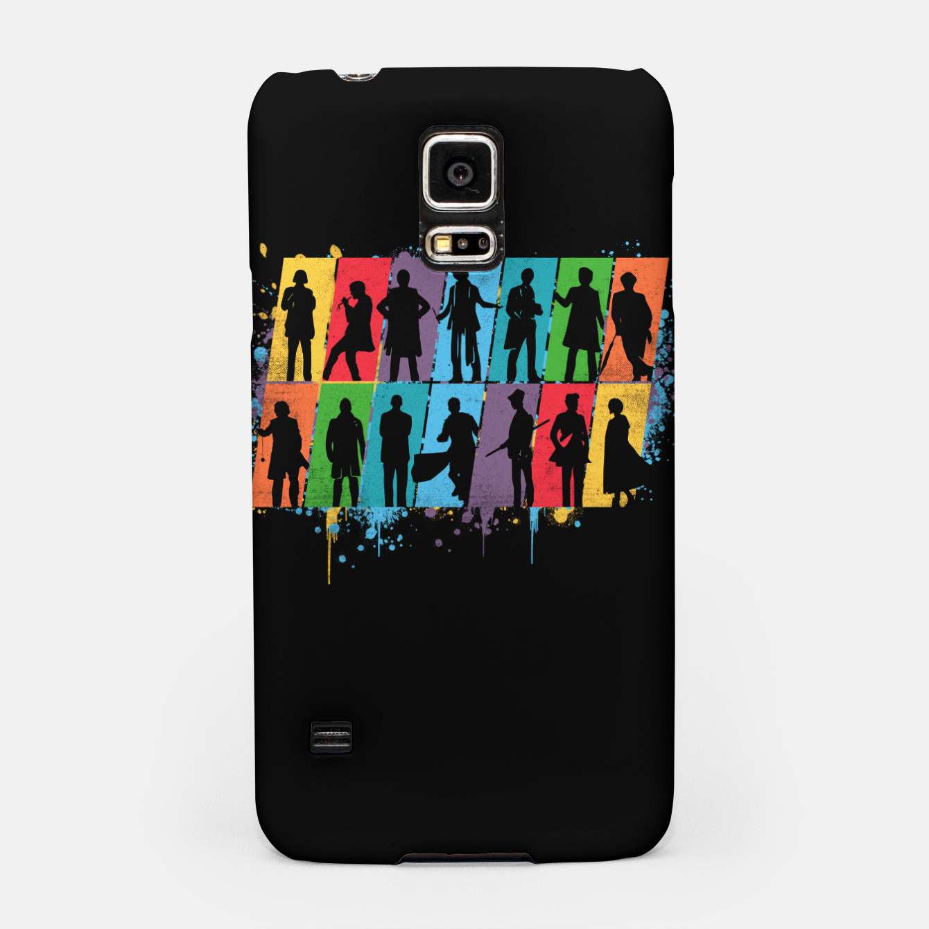 Image of Timelord - Doctor Who Samsung Case - Live Heroes