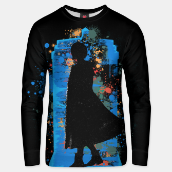 The Lord Of Time - Doctor Who Unisex sweater thumbnail image