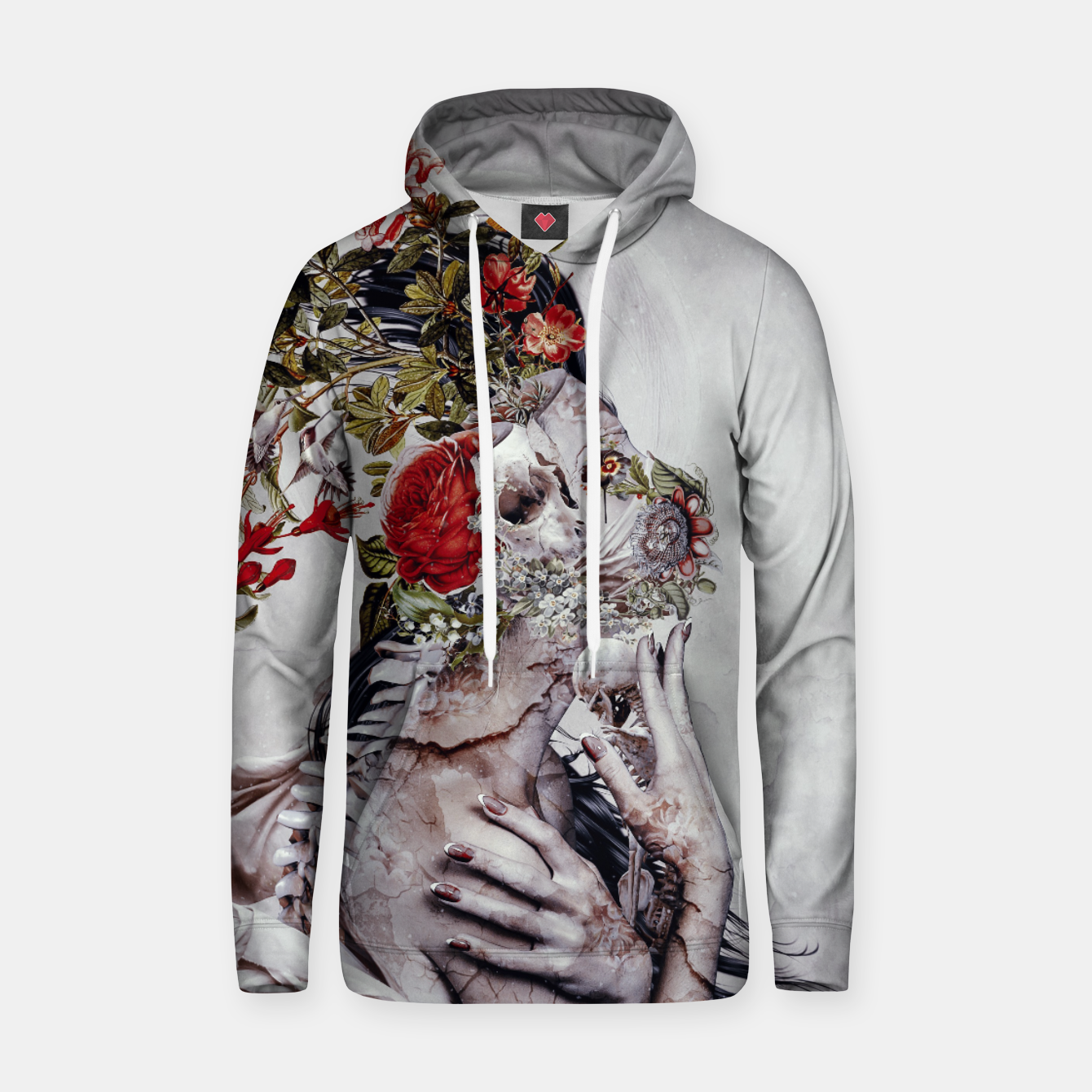 Foto Unexpected Spring Hoodie - Live Heroes