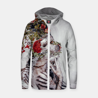 Miniature de image de Unexpected Spring Zip up hoodie, Live Heroes