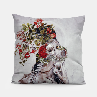Miniatur Unexpected Spring Pillow, Live Heroes