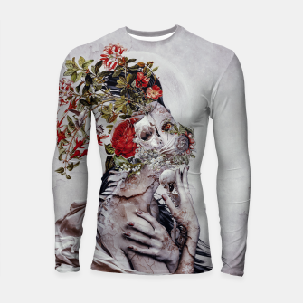 Thumbnail image of Unexpected Spring Longsleeve rashguard , Live Heroes
