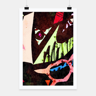 Thumbnail image of Sharp Poster, Live Heroes