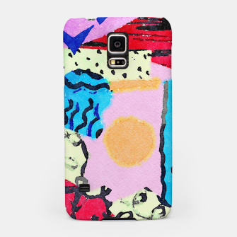 Thumbnail image of Sunlight Samsung Case, Live Heroes
