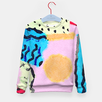 Thumbnail image of Sunlight Kid's sweater, Live Heroes