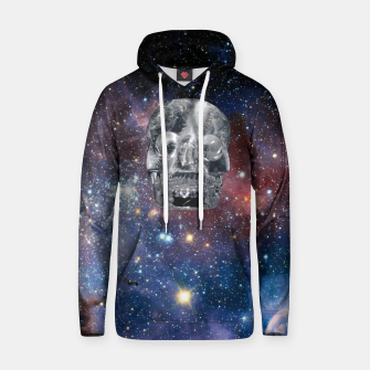 Thumbnail image of Crystal Skull and Galaxy  Hoodie, Live Heroes