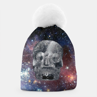 Thumbnail image of Crystal Skull and Galaxy  Beanie, Live Heroes