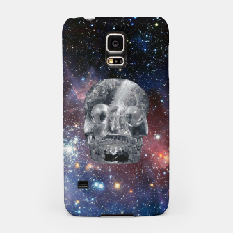 Miniaturka Crystal Skull and Galaxy  Samsung Case, Live Heroes