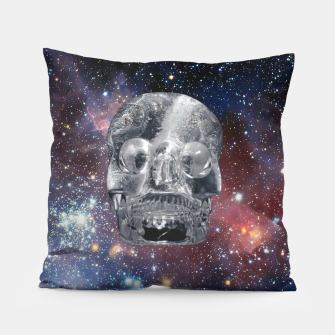 Miniaturka Crystal Skull and Galaxy  Pillow, Live Heroes