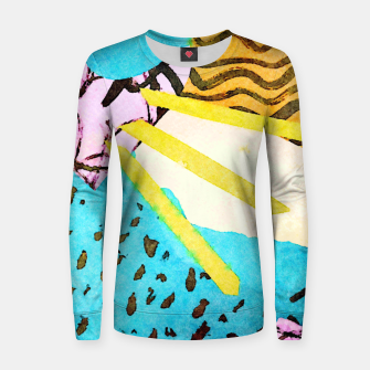 Thumbnail image of Spread Women sweater, Live Heroes