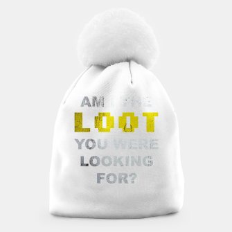 Thumbnail image of Am I the loot you were looking for? Beanie, Live Heroes
