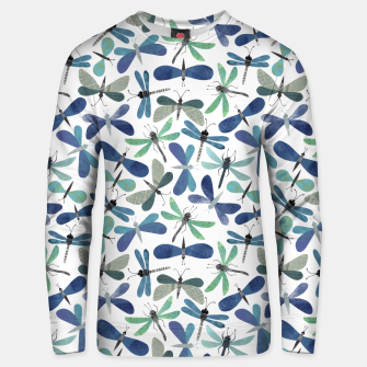 Thumbnail image of Collage of Bugs Pattern Unisex sweater, Live Heroes