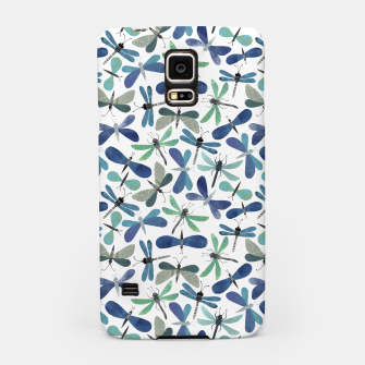 Thumbnail image of Collage of Bugs Pattern Samsung Case, Live Heroes
