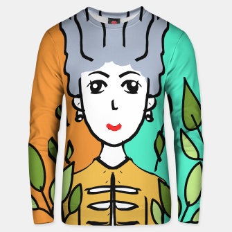 Thumbnail image of Queen Season Sweater, Live Heroes