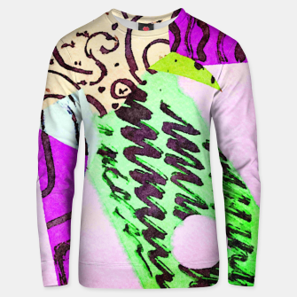 Thumbnail image of Flying Unisex sweater, Live Heroes