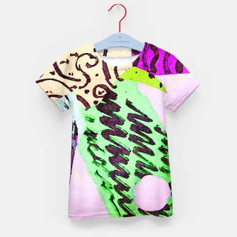 Thumbnail image of Flying Kid's t-shirt, Live Heroes