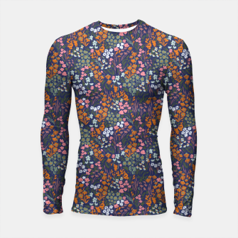 Thumbnail image of Night in the spring meadow Longsleeve rashguard, Live Heroes