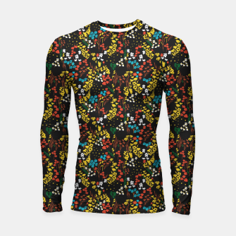 Thumbnail image of Night in the spring meadow 98 Longsleeve rashguard, Live Heroes