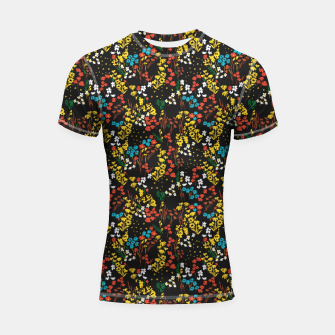 Thumbnail image of Night in the spring meadow 98 Shortsleeve rashguard, Live Heroes