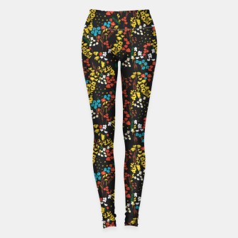 Thumbnail image of Night in the spring meadow 98 Leggings, Live Heroes