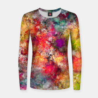 Thumbnail image of Tangle Women sweater, Live Heroes
