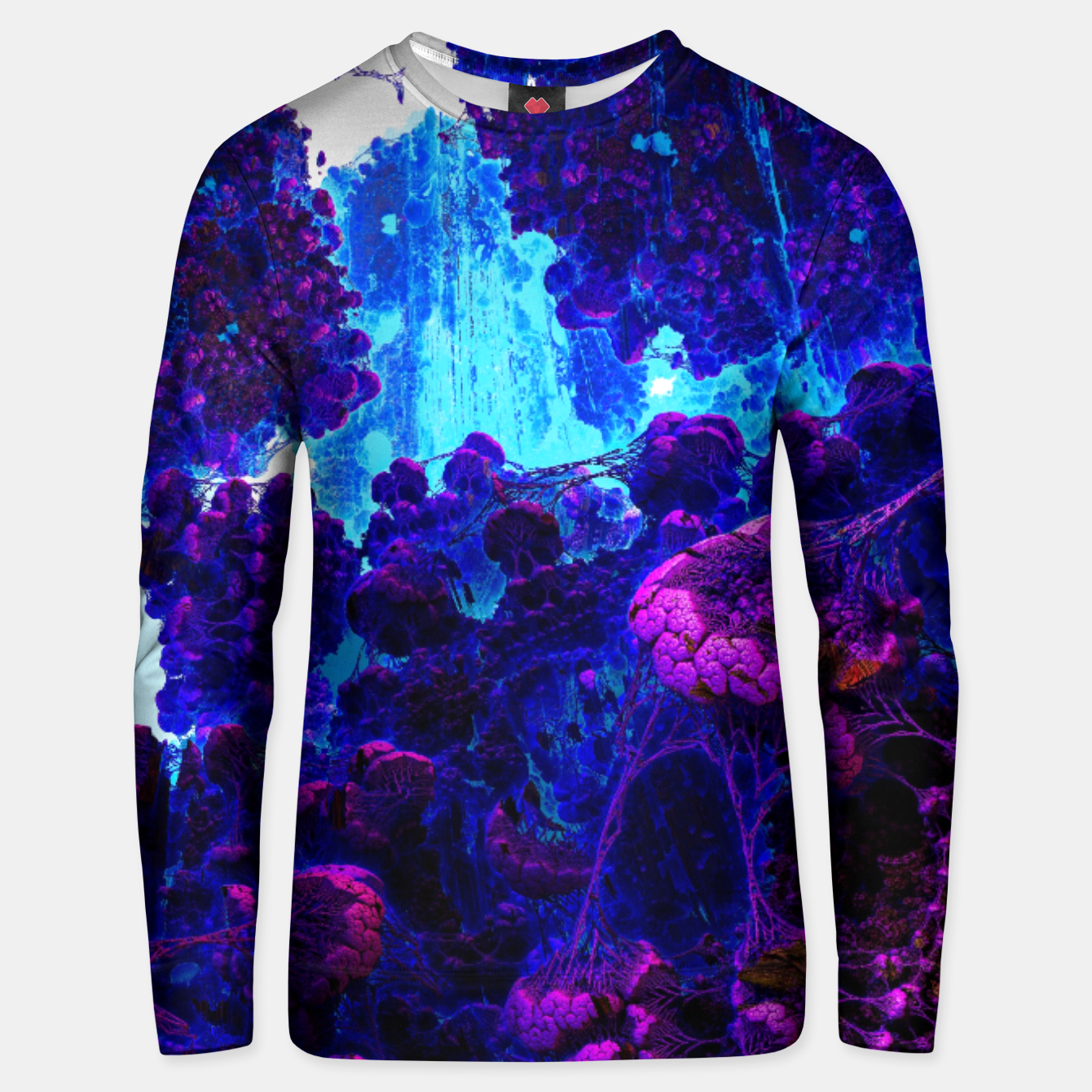 Image of meanders of the mind Unisex sweater - Live Heroes