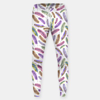 Thumbnail image of Feathers Sweatpants, Live Heroes