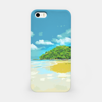 Thumbnail image of kudat by #Bizzartino iPhone Case, Live Heroes