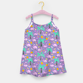 Thumbnail image of Pastel Paradise - Pastel Violet Girl's dress, Live Heroes