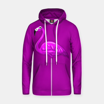 Thumbnail image of THE PINK FLAMINGO Sudadera con capucha, Live Heroes