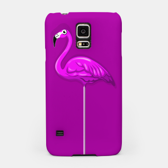 Thumbnail image of THE PINK FLAMINGO Carcasa por Samsung, Live Heroes