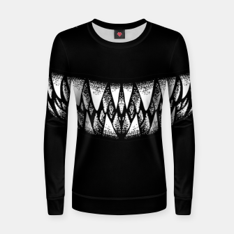 Thumbnail image of Smile Women sweater, Live Heroes