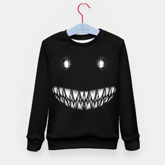 Thumbnail image of Smile Kid's sweater, Live Heroes
