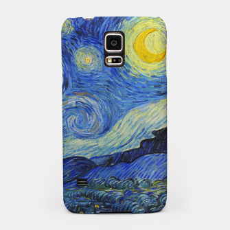 Thumbnail image of The Starry Night Vincent van Gogh Samsung Case, Live Heroes