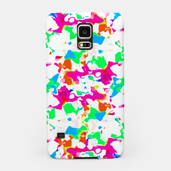 Thumbnail image of Vibrant Multicolored Abstract Print Samsung Case, Live Heroes