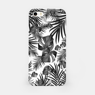 Thumbnail image of Tropical Jungle Leaves Pattern #10 (2020 Edition) #tropical #decor #art iPhone-Hülle, Live Heroes