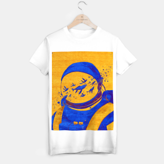 Thumbnail image of Berber Spaceman Underwater  T-shirt regular, Live Heroes
