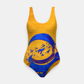 Thumbnail image of Berber Spaceman Underwater  Swimsuit, Live Heroes